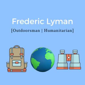 Frederic Lyman